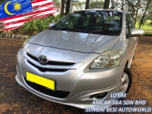 2008 TOYOTA VIOS 1.5G (AT) FULL SPEC TRD GOOD CONDITION