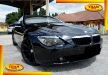 2006 BMW 6 SERIES 645CI E63 COUPE V8 325 H/P 6 SPEED BEST CONDITION ACCIDENT FREE 1 OWNER LIKE NEW