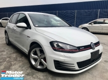 2014 VOLKSWAGEN GOLF GTI 2.0 Unregistered