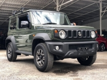 2018 SUZUKI JIMNY Sierra 1.5 JC FULL SPEC UNREG 2018