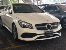 2016 MERCEDES-BENZ CLA 1.6 AMG JAPAN SPEC UNREG