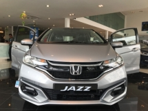 2020 HONDA JAZZ S E V 1.5 i-VTEC 120hp 7-speed Continuous Variable Transmission Smart Entry Push Start Button VSA 6 Air Bags Cruise Control
