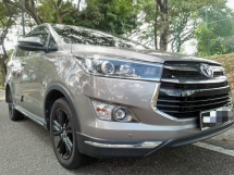 2018 TOYOTA INNOVA 2.0X AT  **HIGH SPEC MODEL, WARRANTY TILL 2023, 100% ACCIDENT FREE**