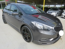 2015 KIA CERATO 2.0 (A) K3 One Owner Full Service Record At Kia Full Bodykit Leather Seat Push Start Paddle Shift Sunroof Accident Free High Loan Tip Top Condition Must View