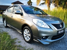 2013 NISSAN ALMERA VL SPEC 1.5 AUTO / IMPUL BODYKIT / PUSH START BUTTON / REVERSE CAMERA / LOW MILEAGE / TIPTOP CONDITION / LOW DOWN PAYMENT
