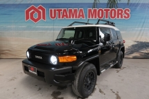 2015 TOYOTA FJ CRUISER 4.0 CNY SALE SPECIAL BEST DEAL FAST APPROVAL