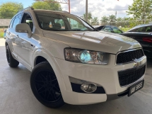 2012 CHEVROLET CAPTIVA 2.0 AWD  DIESEL TIP TOP CONDITION