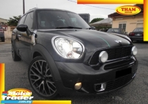 2014 MINI Countryman S COOPER PADDLE SHIFT BEST CONDITION LIKE NEW 1 YEAR WARRANTY ACCIDENT FREE LOW MILEAGE