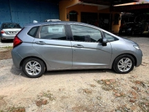 2014 HONDA JAZZ 1.5 V PREMIUM FULL Spec BLACKLIST CAN LOAN(AUTO)2014 Only 1 LADY Owner, 93K Mileage, TIPTOP withDVD