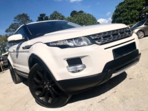 2014 LAND ROVER EVOQUE 2.0 Si4 (A)  NEW YEAR PROMOTION FREE NICE NUMBER