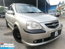 2006 NAZA CITRA GS 2.0 (A) LEATHER SEAT SUNROOF (BLACKLIST MUKA 4K)