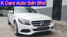 2011 MERCEDES-BENZ C-CLASS C200 W205 2.0 CKD (Actual Year) 7 Speed Keep Like Showroom Car Condition Low Mileage Zero Accident No Repair Need Worth Buy