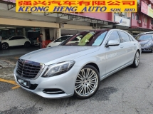 2015 MERCEDES-BENZ S-CLASS S400L Done 12k km one Owner
