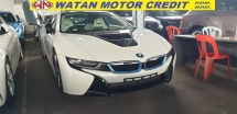 2016 BMW I8 PLUG IN HYBRID HUD HARMAN KARDON KEYLESS ENTRY