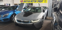 2016 BMW I8 1.5L PLUG IN HYBRID HARMAN KARDON HUD SURROUNDING CAMERA NO HIDDEN CHARGES