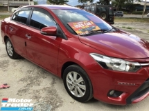 2016 TOYOTA VIOS 1.5E FACELIFT (A) [one owner, tiptop condition]