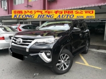 2019 TOYOTA FORTUNER 2.7 SRZ Petrol Full Spec TRUE YEAR MADE 2019 8 Months Old Mil 5000km Only Under Warranty to 2024