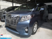 2017 TOYOTA ALPHARD 2.5 X/FREE 5 YEARS WARRANTY/LIMITED COLOR/OFFER