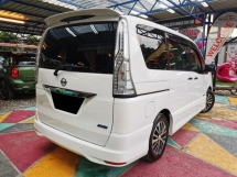 2015 NISSAN SERENA Nissan SERENA HIGHWAY STAR LEATHER FACELIFT F/SPEC