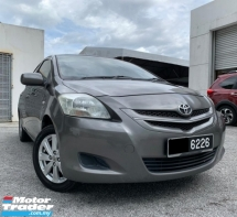 2011 TOYOTA VIOS 1.5E (AT)FACELIFT (A) ONE OWNER LOW MILEAGE