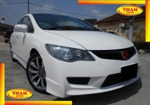 2011 HONDA CIVIC 2.0 S FACELIFT FD2 FULL TYPE R BODY KIT BEST CONDITION LIKE NEW ACCIDENT FREE