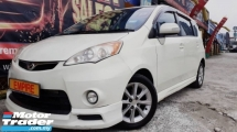 2012 PERODUA ALZA 1.5 (A) EZI TWIN CAM !! 7 SEATERS MPV !! LIMITED EXECUTIVE EDITION !! FULL BODYKIT !! NEW FACELIFT !! PREMIUM MPV HIGH SPECS !! ( BXX 2476 ) 1 CAREFUL OWNER !!