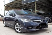 2010 HONDA CIVIC 1.8S = CIVIC FD = CAR KING = PUCHONG DEALER