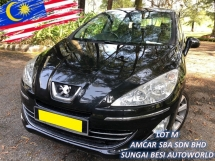 2013 PEUGEOT 408 1.6 THP (A) TURBO [SELL BELOW MARKET]