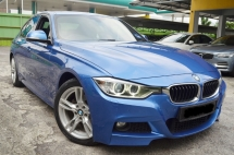 2014 BMW 3 SERIES 320d M SPORTS 2.0 (A) SERVICE RECORD