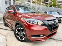 2016 HONDA HR-V 1.8 i-VTEC E SUV UNDER WARRANTY (TRUE YEAR MAKE)(ONE OWNER)(LOW MILEAGE)(2 YEAR WARRANTY)