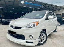 2010 PERODUA ALZA 1.5 EZ NICE WHITE PAINT- INTERIOR LIKE NEW CAR- TIP TOP CONDITION- CAREFUL WOMEN OWNER-