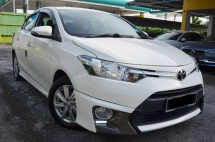 2015 TOYOTA VIOS 1.5 E ENHANCED (A) 67K KM