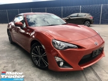 2015 TOYOTA 86 2.0 GT UNREGISTERED