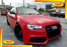 2009 AUDI A5 1.8 TFSI FACELIFT RX5 ALCANTARA+LEATHER VOSSEN SPORT RIM BEST CONDITION LIKE NEW ACCIDENT FREE