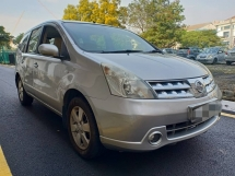 2008 NISSAN GRAND LIVINA 1.8 A/T **NO ACCIDENT, NICE & CLEAN INTERIOR, SELDOM USE**