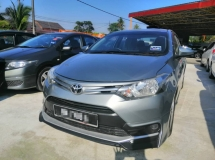 2014 TOYOTA VIOS 1.5J (AT) LIKE NEW CAR