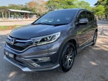 2017 HONDA CR-V 2.0 i-VTEC FACELIFT (A) 1 Director Owner Only Original Paint TipTop Condition View to Confirm