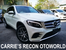 2016 MERCEDES-BENZ GLC 250 AMG - Japan Spec - Unreg (Come and See)