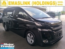 2015 TOYOTA VELLFIRE 2.5 X 8 SEATER 2 POWER DOOR POWER BOOT 360 SURROUND CAMERA FREE WARRANTY
