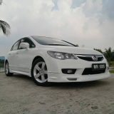 2011 HONDA CIVIC 1.8S-L