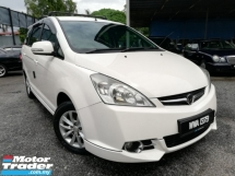 2011 PROTON EXORA 1.6 H-LINE LEATHER SEAT 1-OWNER TIP-TOP