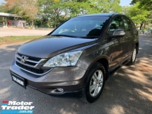 2011 HONDA CR-V 2.0 I-VTEC FACELIFT (A) PREVIOUS CAREFUL OWNER ORIGINAL PAINT TIPTOP CONDITION VIEW TO CONFIRM