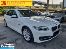 2015 BMW 5 SERIES 520I Twin Power Turbo (A) LOCAL , 42K KM , Under Warranty
