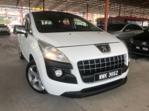 2012 PEUGEOT 3008 STANDARD 1.6 AUTO TIP TOP CONDITION