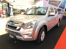 2019 Isuzu Dmax 1.9 MT 4x2 Low Ride  CBU