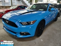2017 FORD MUSTANG 2.3 Ecoboost