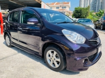 2012 PERODUA MYVI PERODUA MYVI ELEGANCE EZE 1.3 (A) TOUCH SCREEN GPS LEATHER SEAT