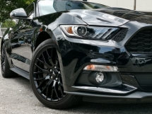 2017 FORD MUSTANG 2.3 Ecoboost (SUPREME CONDITION) (MUST VIEW) (CHEAPEST IN TOWN)