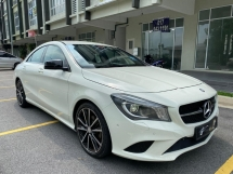 2016 MERCEDES-BENZ CLA CLA200 NIGHT EDITION AMG SPEC LOCAL TIPTOP