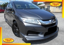 2016 HONDA CITY 1.5E Pre-Own PUSH START ECON BEST CONDITION LIKE NEW GUARANTEE ACCIDENT FREE LOW MILEAGE TIP TOP